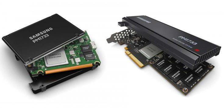 PM1733 PCIe 4.0 SSD